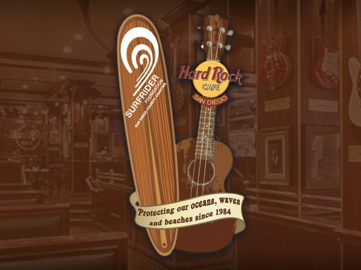 Hard Rock Café Signature Pin