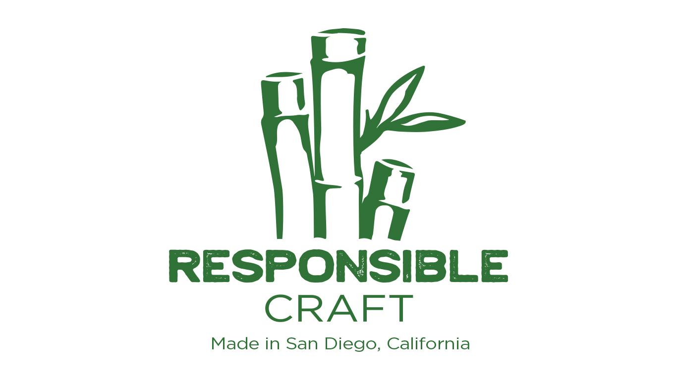 responsible craft website logo